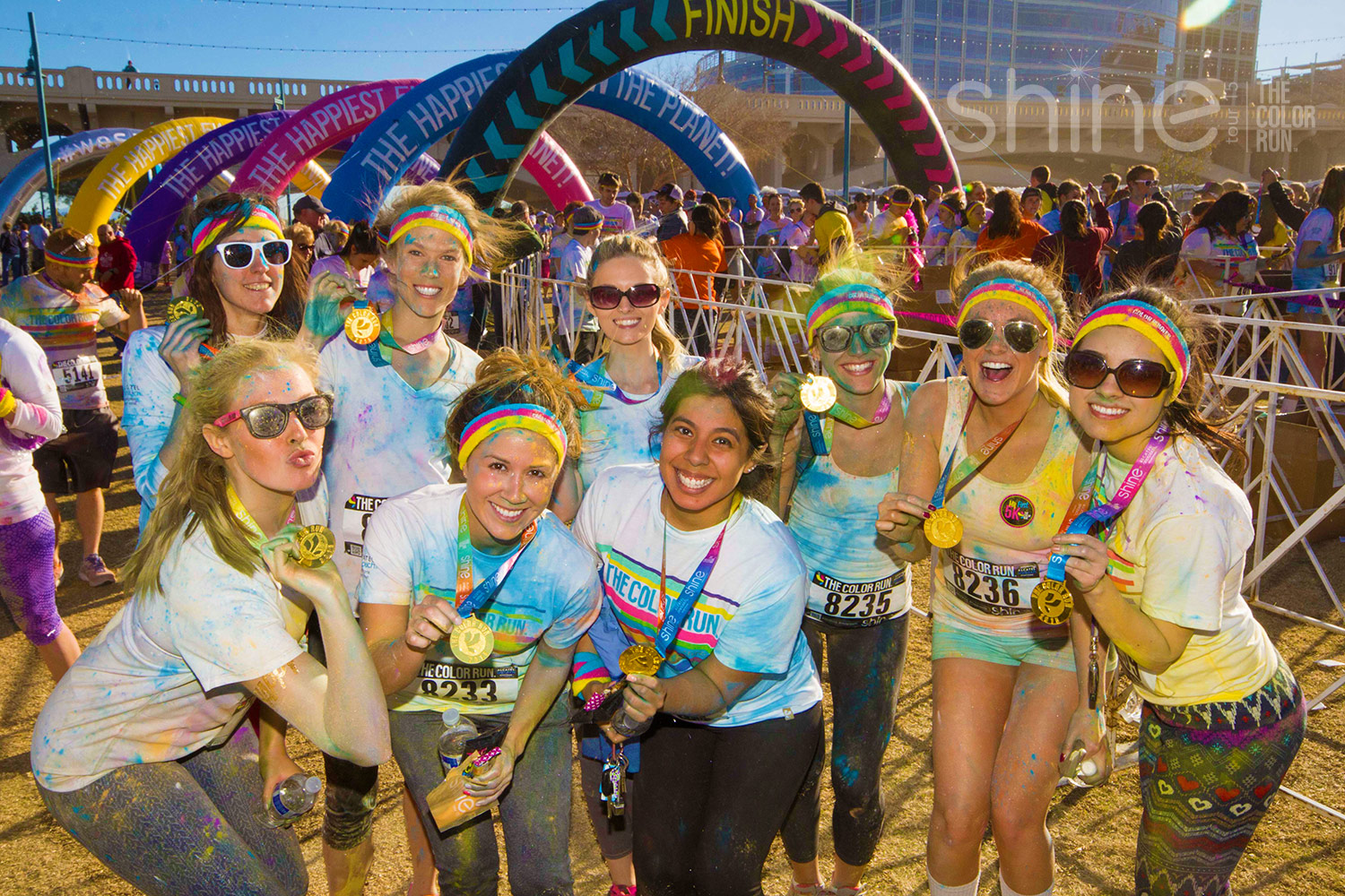 Soweto The Color Run South Africa